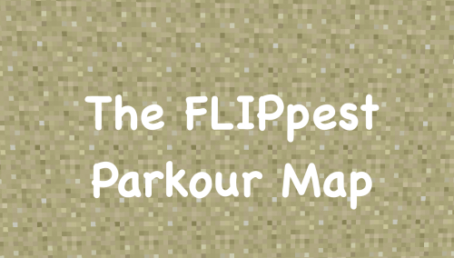 Карта The Flippest Parkour Map скриншот 1