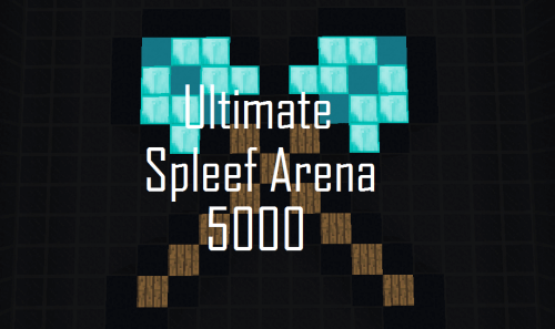 Карта Ultimate Spleef Arena 5000 скриншот 1