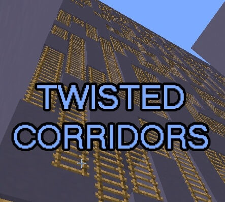 Карта Twisted Corridors скриншот 1