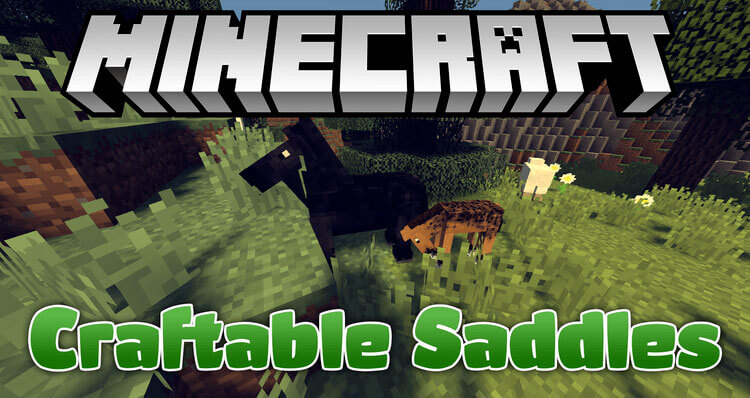 Craftable Saddles скриншот 1