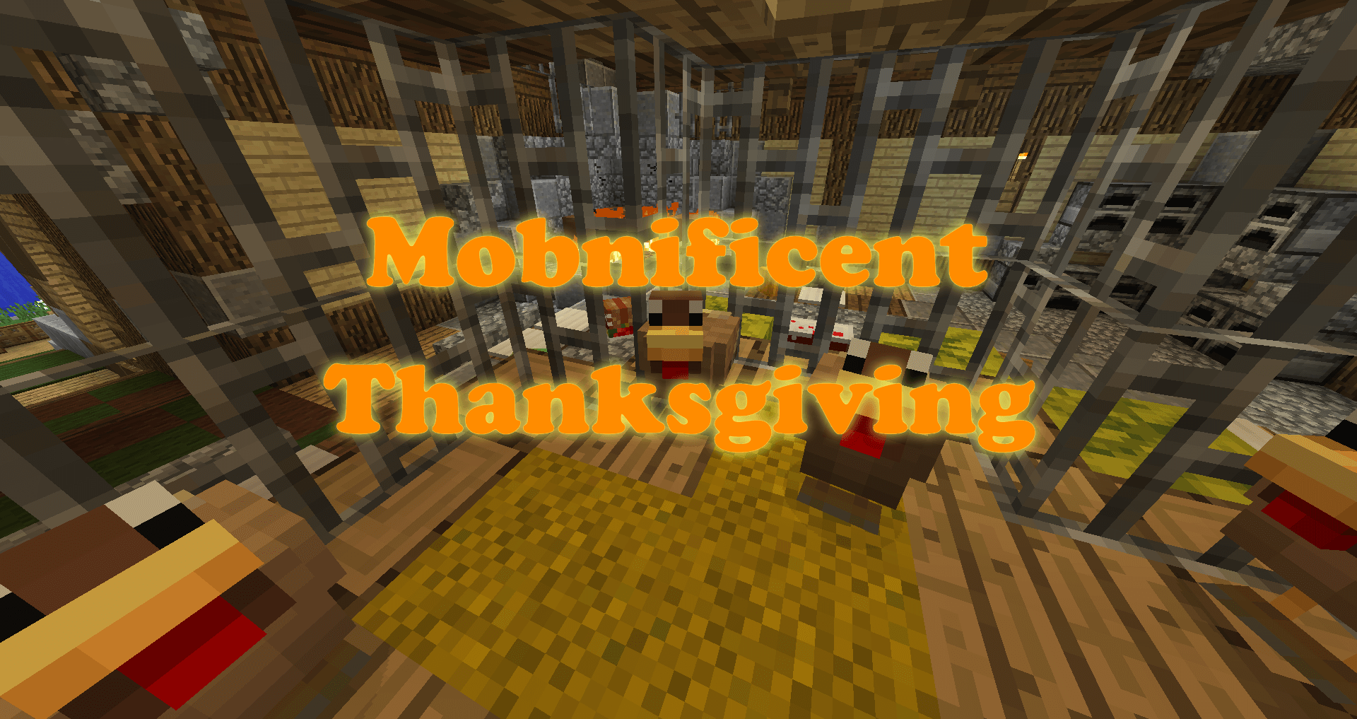 Mobnificent Thanksgiving скриншот 1
