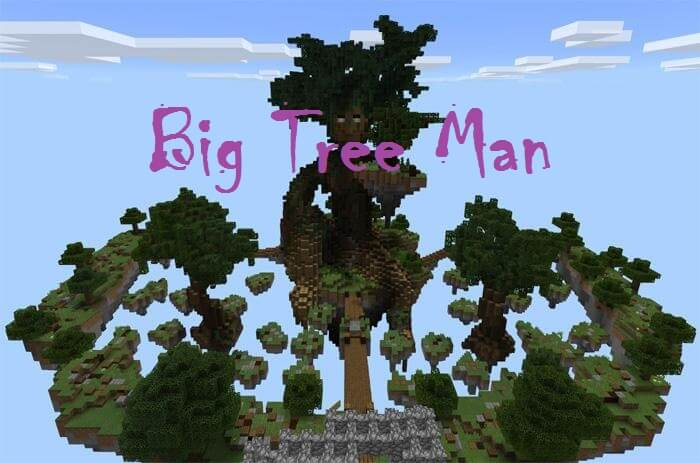 Big Tree Man скриншот 1