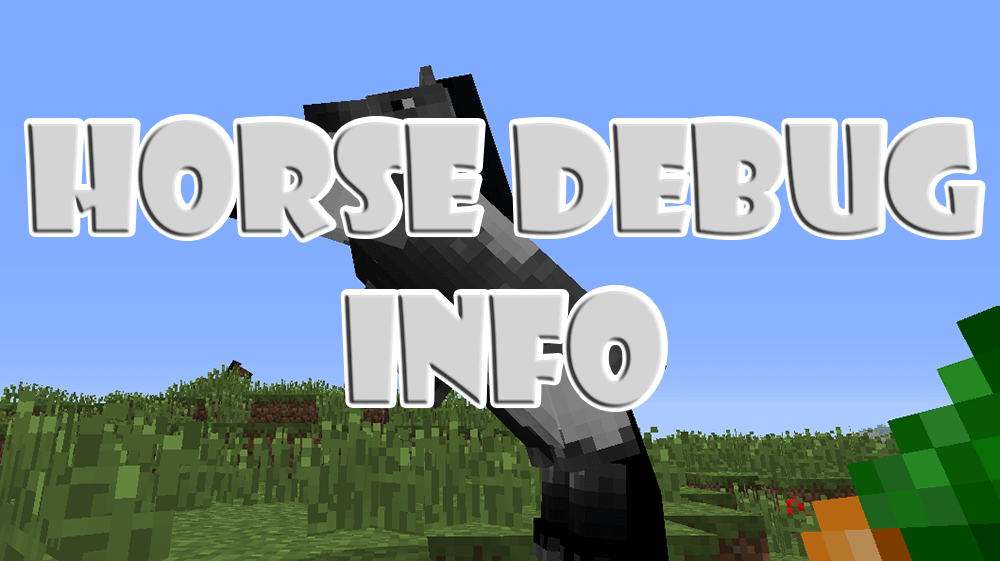 Horse Debug Info screenshot 1