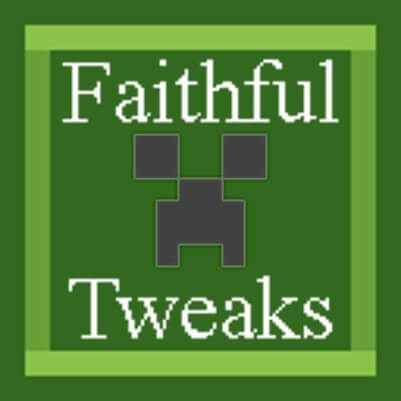 Faithful Tweaks скриншот 1
