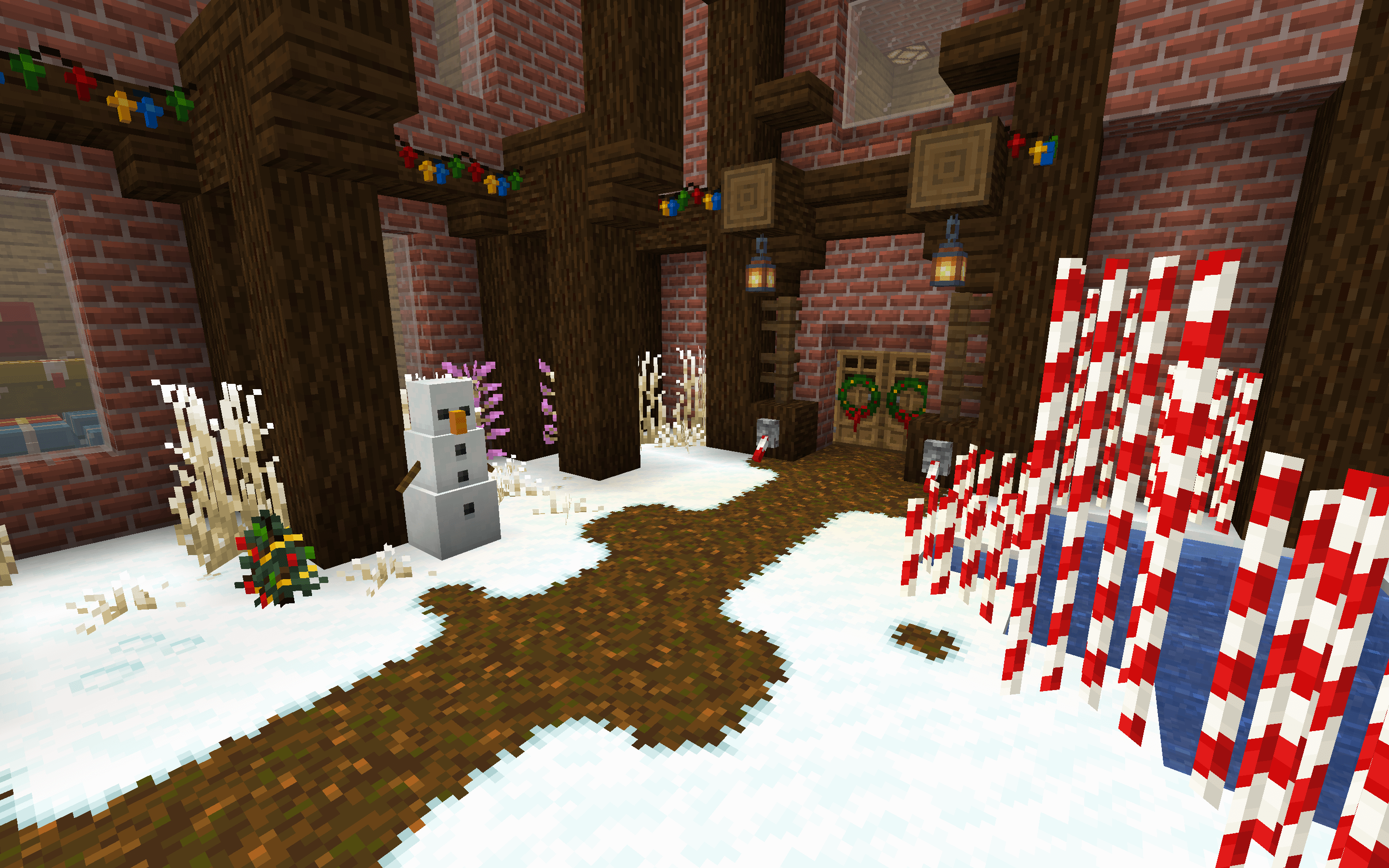 New Default-Style Christmas Pack скриншот 1