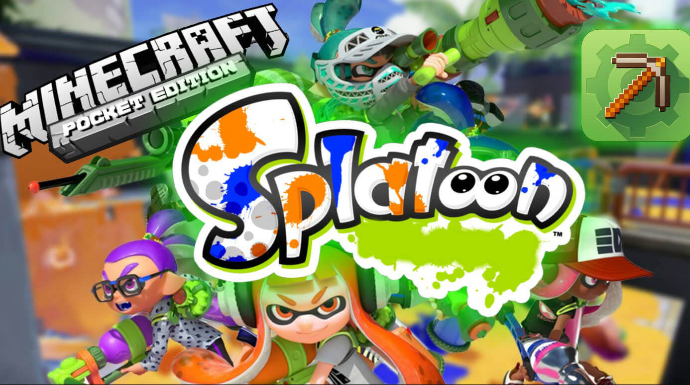 Splatoon скриншот 1