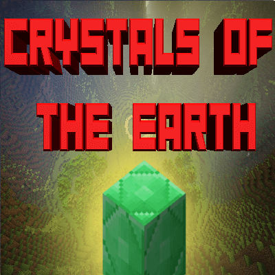 CRYSTALS OF THE EARTH скриншот 1