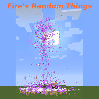 Fire's Random Things 1.12.2 скриншот 1
