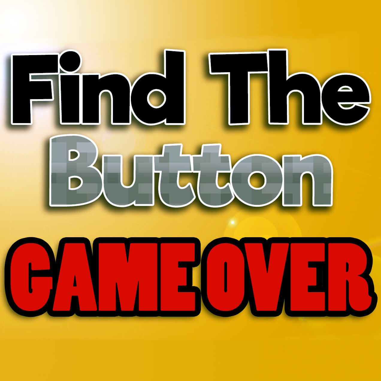 Find The Button - Game Over screenshot 1