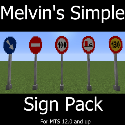 Melvin's Simple Sign 1.12 скриншот 1