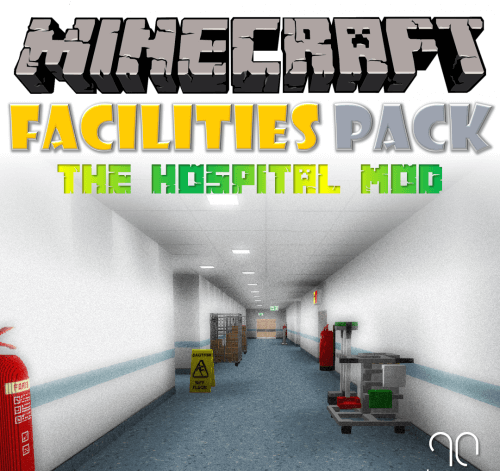 Hospital - Facilities Pack 1.12.2 скриншот 1