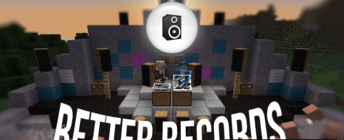 Better Records 1.10.2 скриншот 1