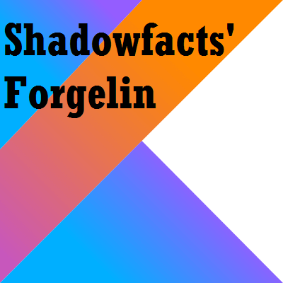 Shadowfacts' Forgelin скриншот 1