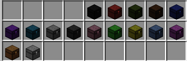 Colored Chests скриншот 2