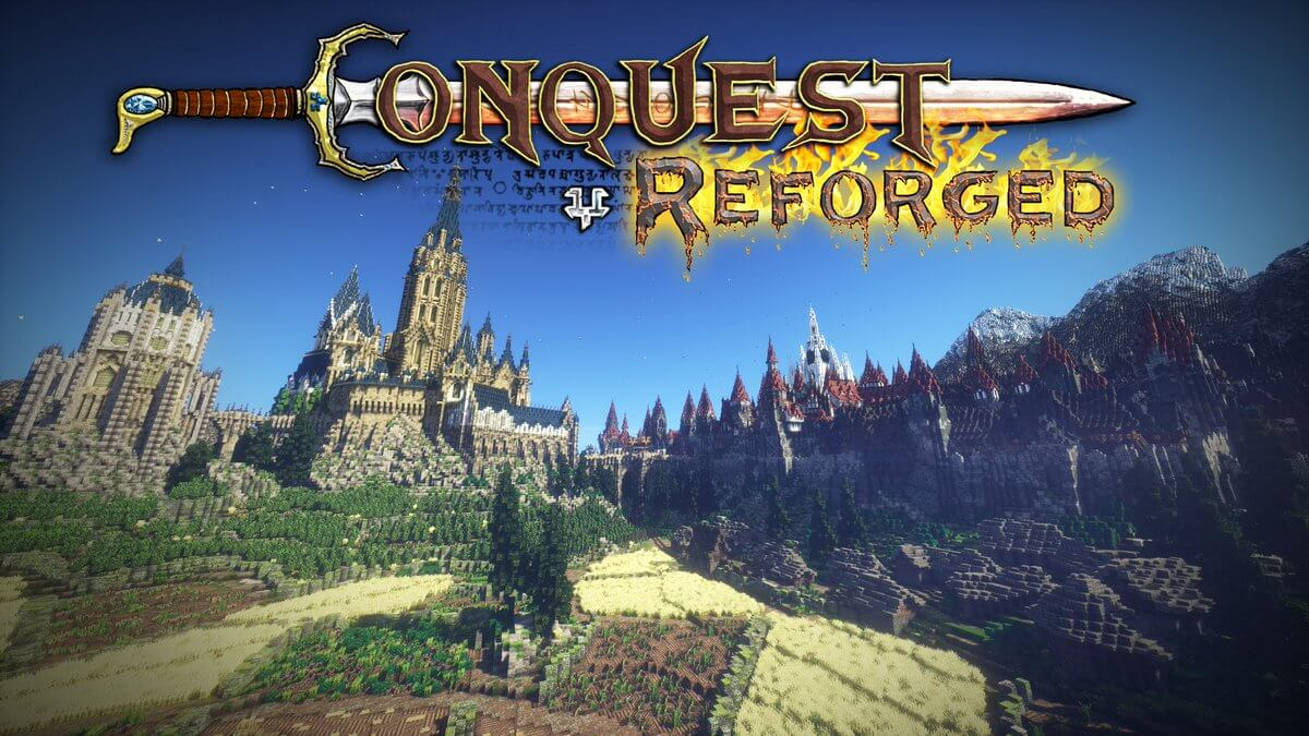 Conquest Reforged скриншот 1
