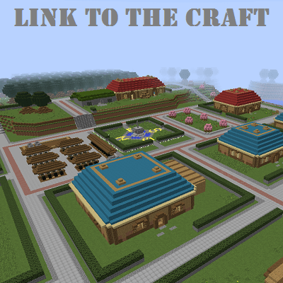 Link to the Craft скриншот 1