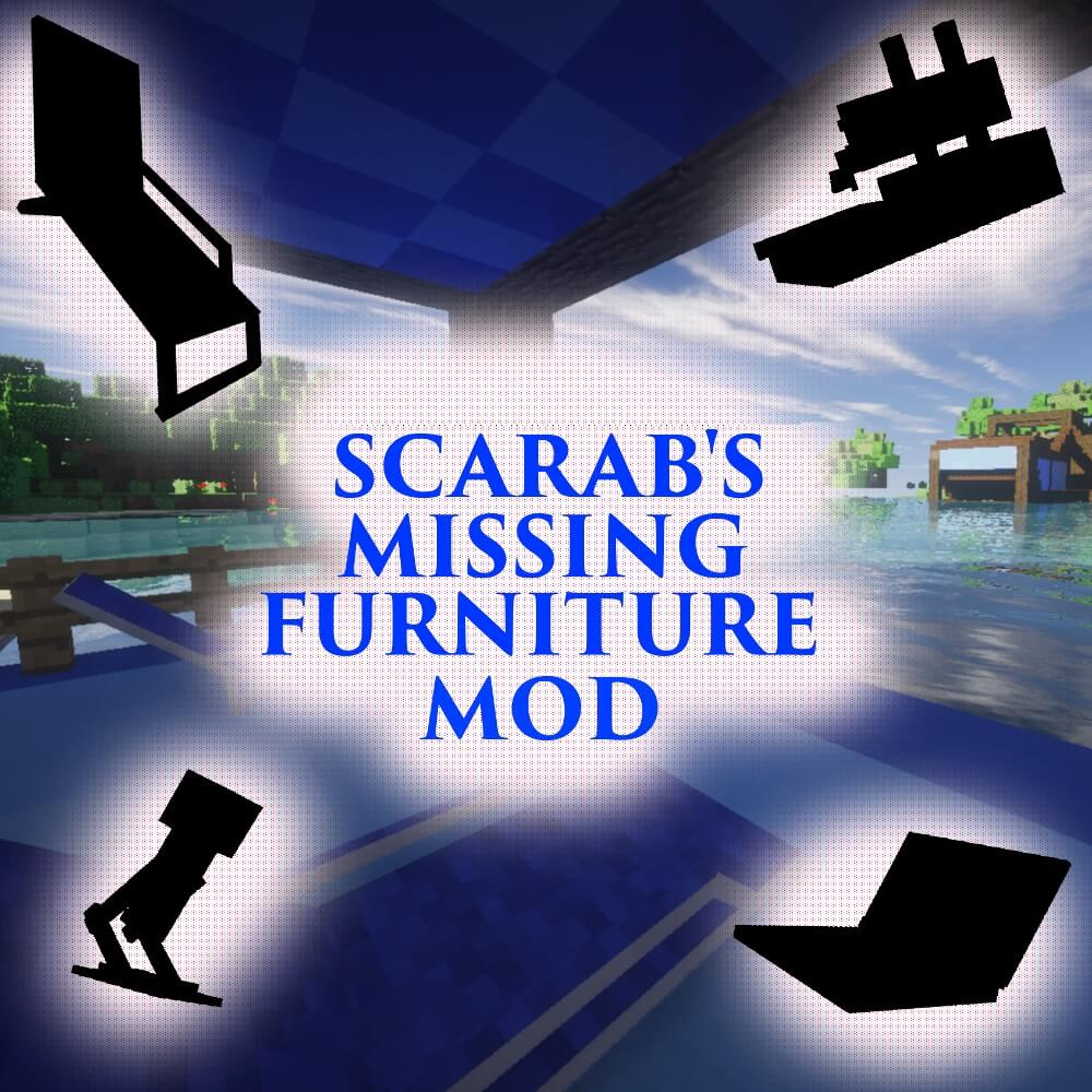 Scarab's Missing Furniture скриншот 1