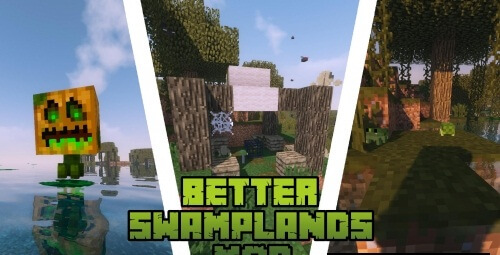 Traitor's Better Swamplands 1.12.2 скриншот 1