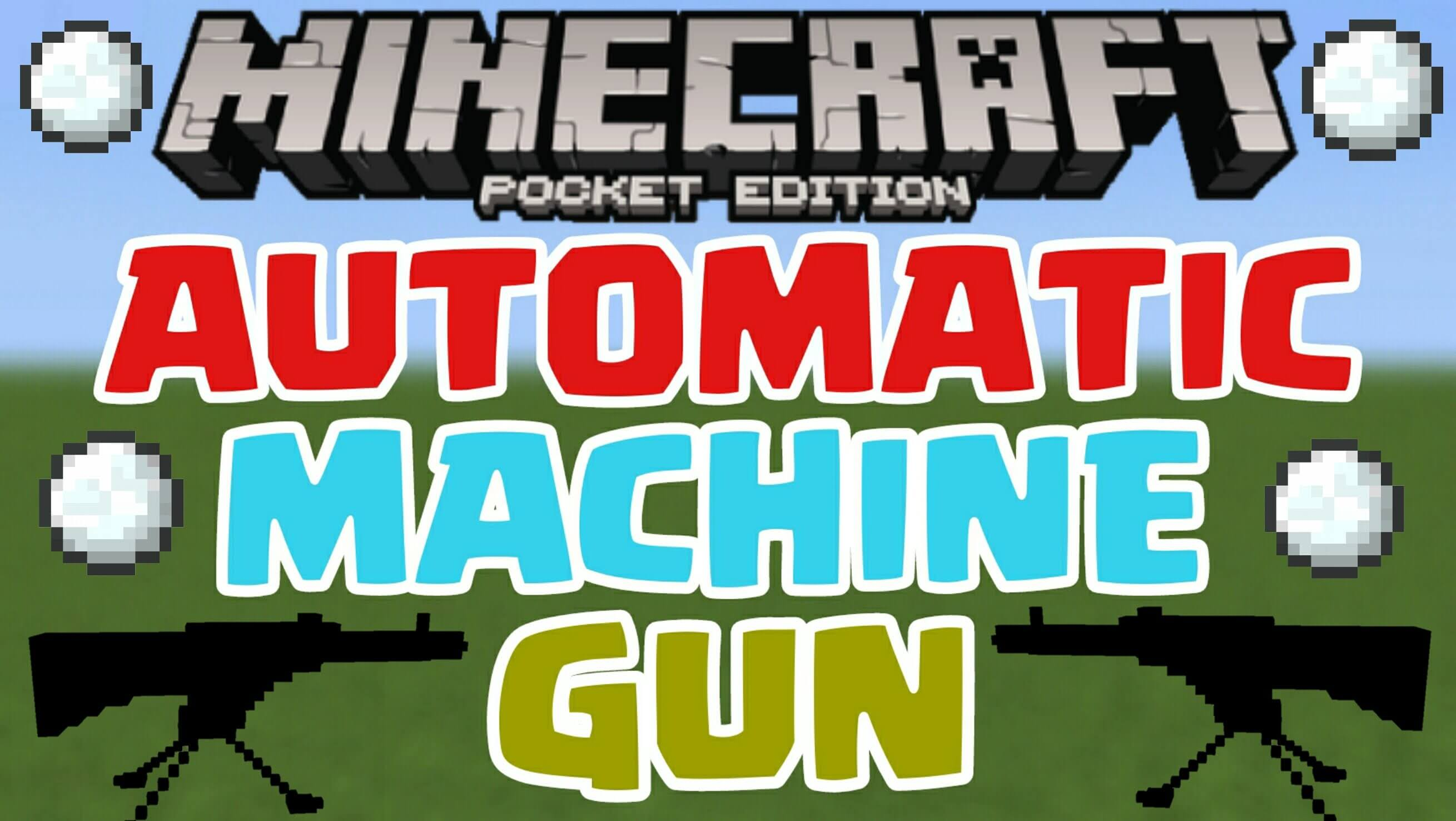 Лого Automatic Machine Gun