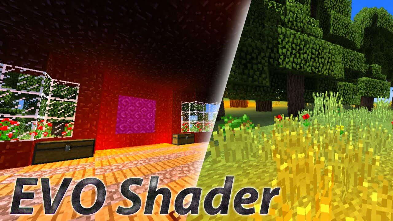 Лого EVO Shaders