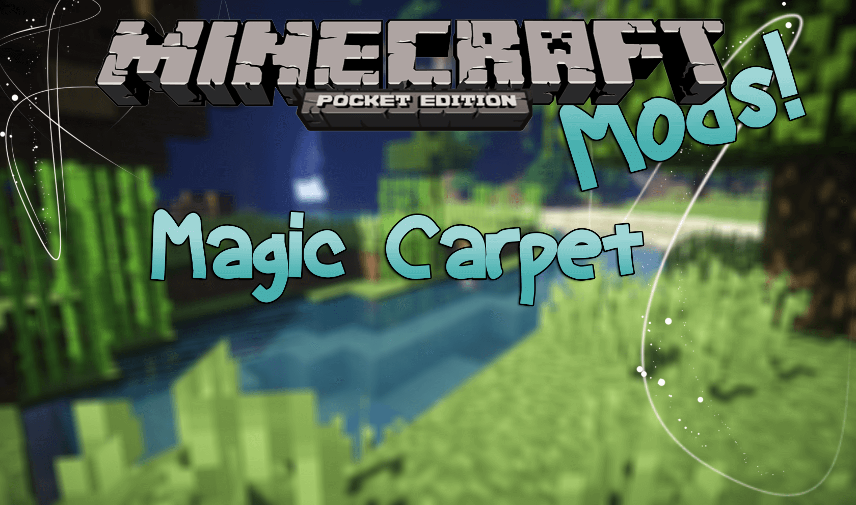 Лого Magic Carpet Mod