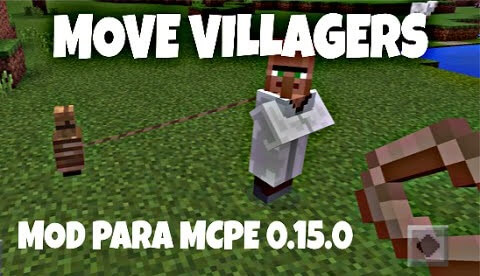 Лого Move Villagers Mod