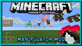 Лого The Manipulator Mod