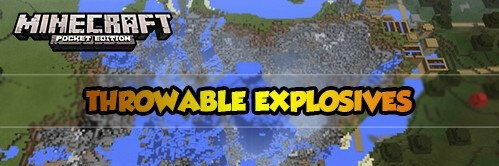 Лого Throwable Explosives Mod