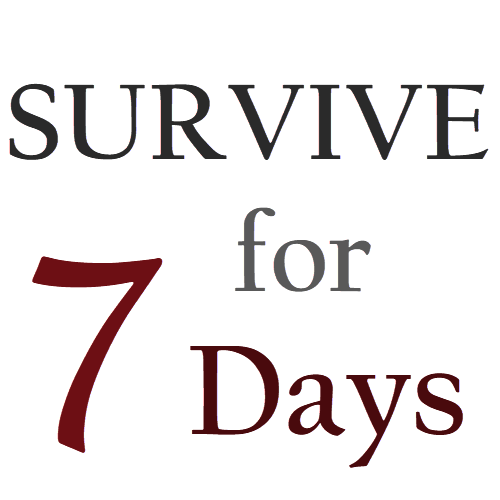 Survive for 7 Days скриншот 1