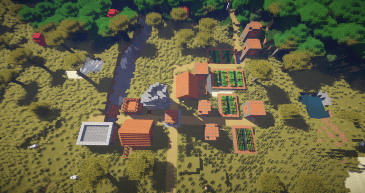 -6702711125178129264 A Village on the Edge of a Ravine Screenshot 1
