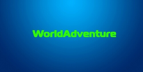 Карта WorldAdventure скриншот 1