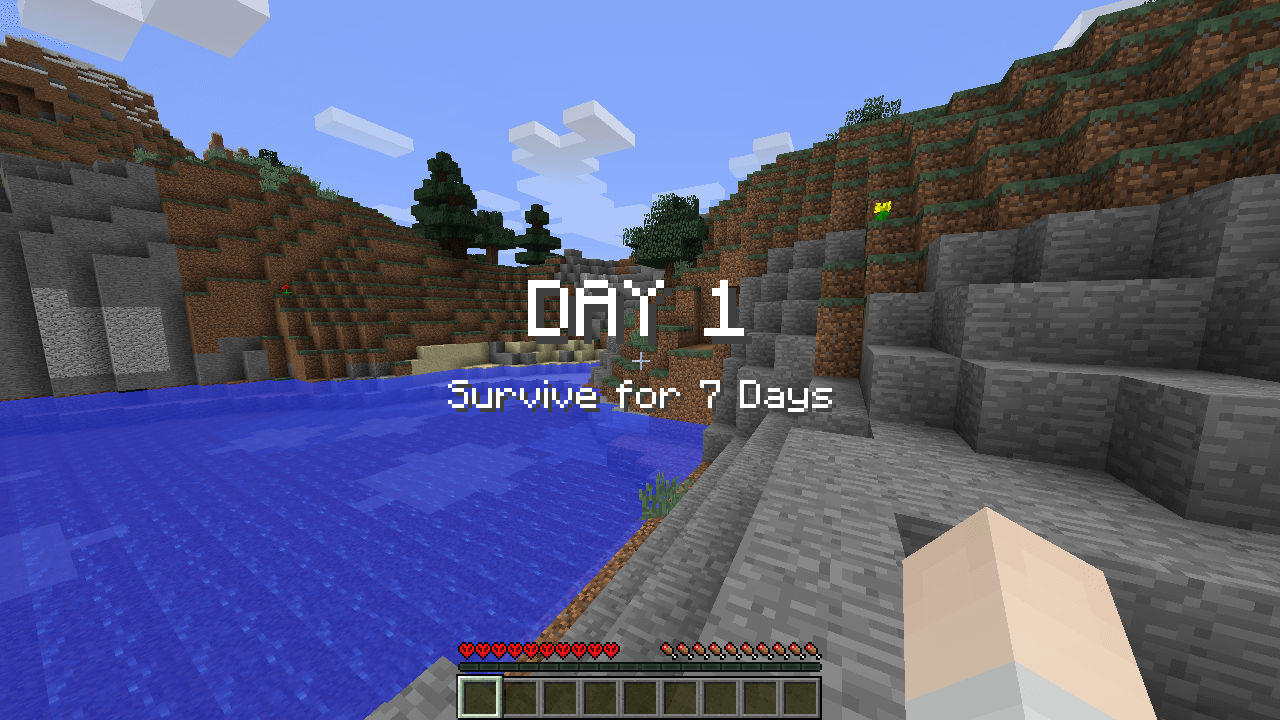 Survive for 7 Days скриншот 2