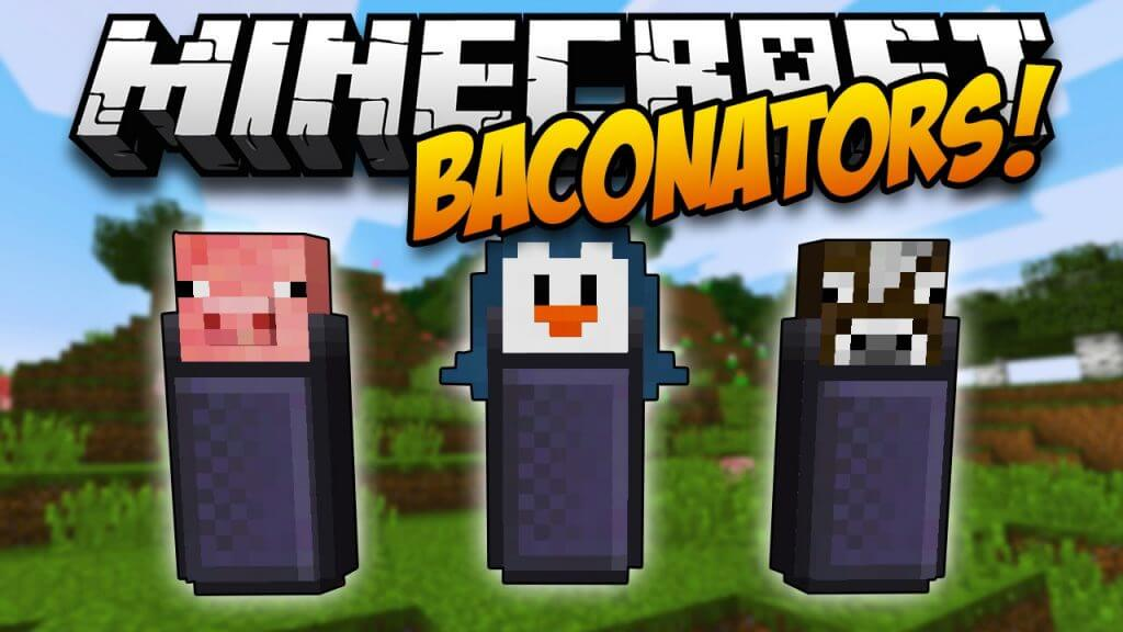 Baconators скриншот 1