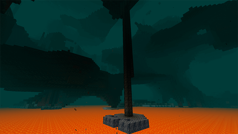 Basalt in Minecraft 1.16