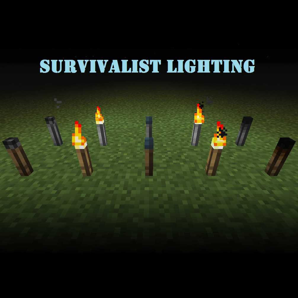 Survivalist Lighting скрриншот 1