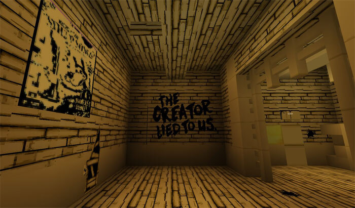 Bendy Game Horror скриншот 3