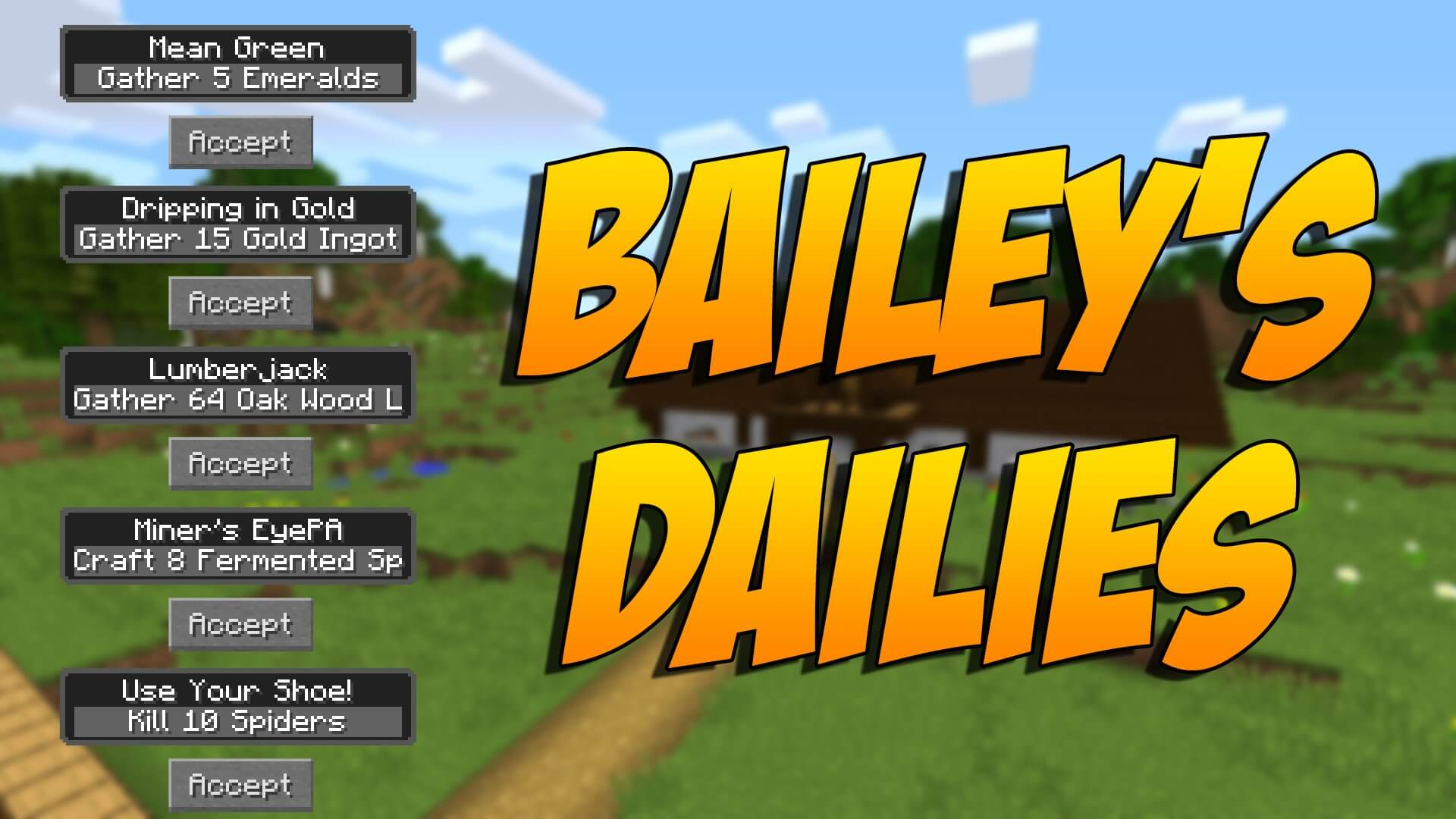 Bailey's Dailies скриншот 1