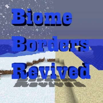 Biome Borders Revived скриншот 1