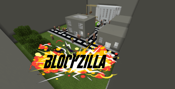 BlockZilla screenshot 1