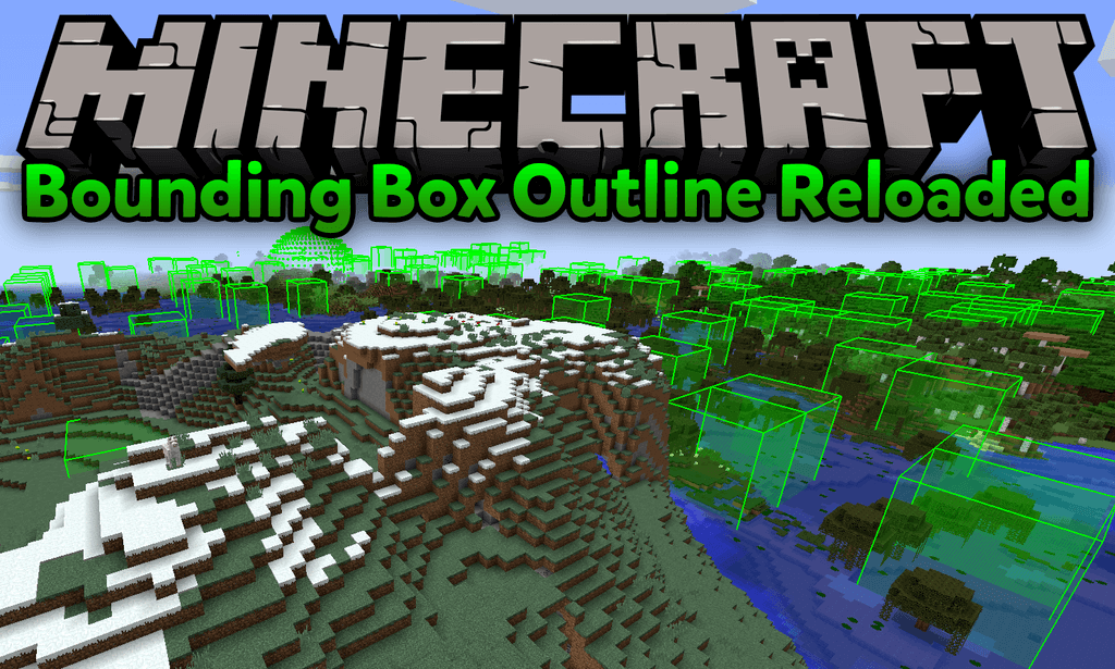 Bounding Box Outline Reloaded скриншот 1