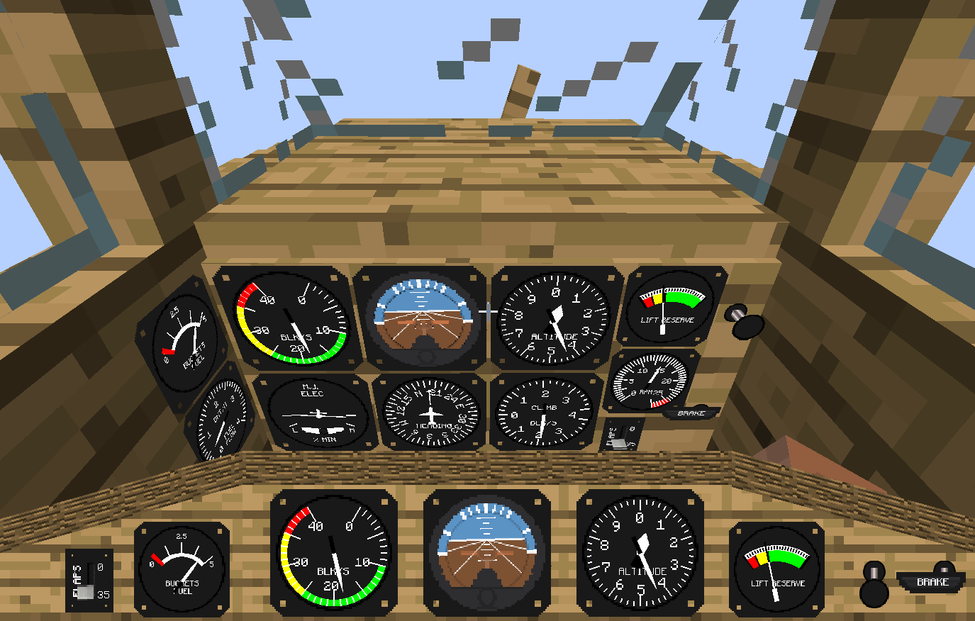 Flight Simulator скриншот 2