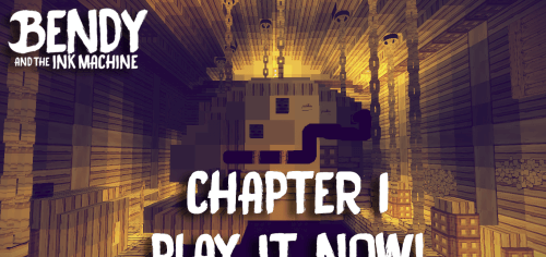 Карта Bendy And The Ink Machine - Chapter 1 скриншот 1