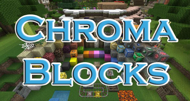 Chroma Blocks screenshot 1