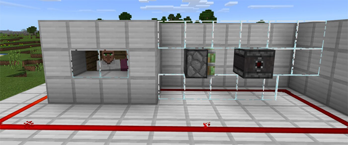 Clean Glass Redstone скриншот 3