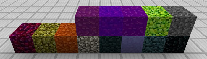 Colored Blocks скриншот 2