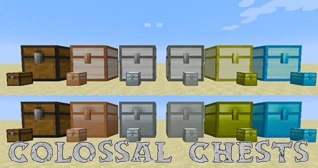 Colossal Chests скриншот 1