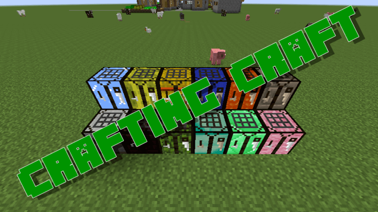 CraftingCraft скриншот 1