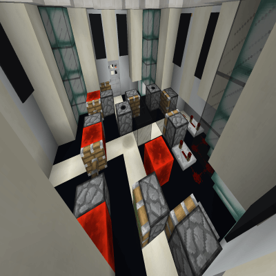 Redstone Rooms скриншот 3
