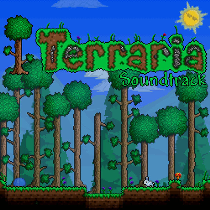 Terraria Music - Musical скриншот 1