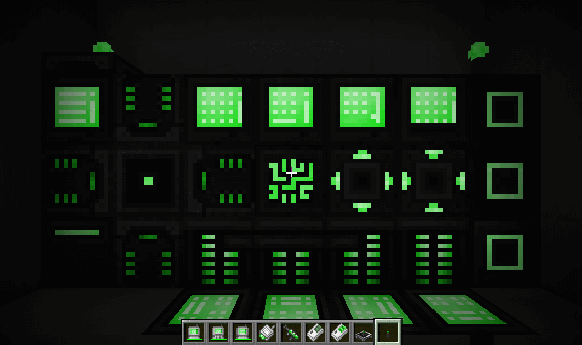 Refined Storage Recolor - Green скриншот 3